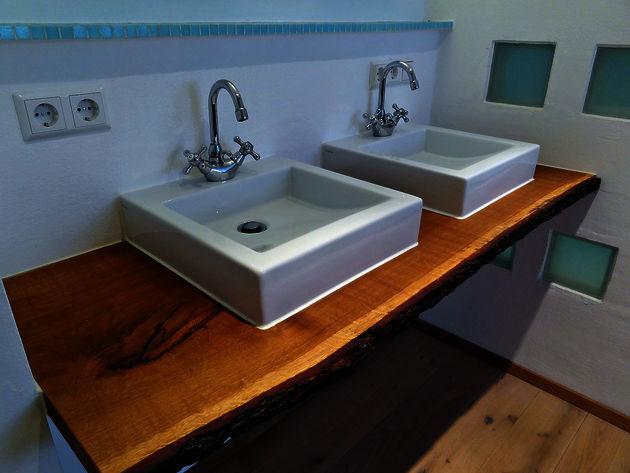 waschtisch 11treedesigns schreinerei interior design. Black Bedroom Furniture Sets. Home Design Ideas